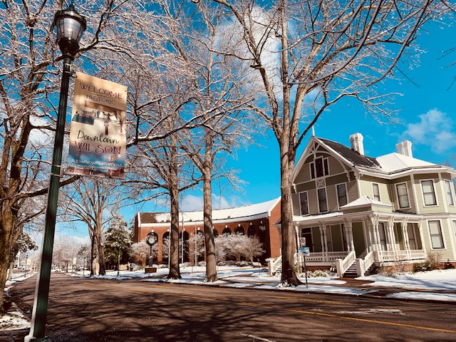 Snow-in-Historic-Downtown-Wilson-