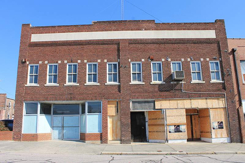 Available Properties in Downtown Wilson Commercial District