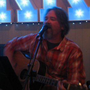 Steven Stewart at Da Bayou