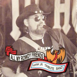 Hank Jr Tribute playing at Da Bayou