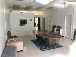 interior of 116 Goldsboro street