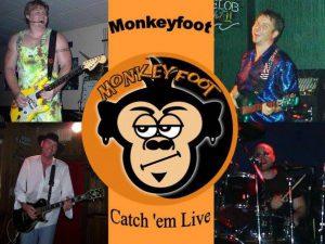 monkey foot at da bayou